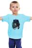 """Детская футболка классическая унисекс """"Bad Wolf (Doctor Who)"""" - doctor who, доктор кто, злой волк, bad wolf"""