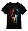 """Детская футболка классическая унисекс """"Dash Mark"""" - pony, mlp, пони, magic, friendship"""