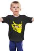 "Детская футболка классическая унисекс ""Скорпион (Мортал Комбат)"" - скорпион, mortal kombat, mk, мортал комбат, scorpion"