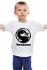 """Детская футболка """"Mortal Kombat"""" - mortal kombat, смертельная битва, mk, mortal combat"""