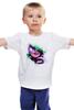 "Детская футболка ""Рианна"" - арт, rihanna, рианна"