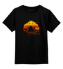 """Детская футболка классическая унисекс """"Безумный Макс (Mad Max)"""" - mad max, безумный макс, road fury, дорога ярости"""