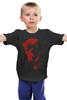 "Детская футболка ""Hellboy (Хеллбой)"" - hellboy, хеллбой, dark horse comics, анунг ун рама"