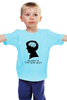 "Детская футболка ""Шерлок Холмс (Sherlock Holmes)"" - sexy, шерлок, ум, brainy, 221b"