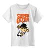 """Детская футболка классическая унисекс """"Заводной апельсин (A Clockwork Orange)"""" - заводной апельсин"""