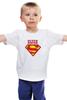 """Детская футболка классическая унисекс """"Super Sister"""" - 8 марта, женский день, сестре, сестра, sister"""