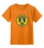 """Детская футболка классическая унисекс """"Banana Cafe (Minion)"""" - миньон, гадкий я, minion, банана"""
