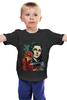 "Детская футболка ""bioshok"" - bioshok, mystery, восторг, rapture"