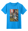 """Детская футболка классическая унисекс """"The Texas Chain Saw Massacre"""" - иероглифы, афиша, kinoart, техасская резня бензопилой, the texas chain saw massacre"""