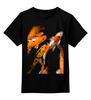 "Детская футболка классическая унисекс ""Карпы на удачу        "" - удача, рыбки, алина макарова, карпы"