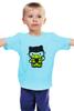 "Детская футболка ""Hello Scorpion (Mortal Kombat)"" - скорпион, смертельная битва, мортал комбат, scorpion, мк"