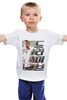 "Детская футболка ""Drive"" - иероглифы, drive, драйв, райан гослинг, kinoart"