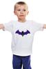 """Детская футболка классическая унисекс """"Batman x Joker """" - joker, batman, джокер, бэтмен"""