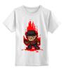 """Детская футболка классическая унисекс """"Freddy Krueger (8-bit)"""" - пиксель арт, pixel art, фредди крюгер, freddy krueger, 8-бит"""