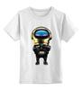 """Детская футболка классическая унисекс """"Alfa Future People Goldman"""" - future, people, afp, alfa, alfa future people"""