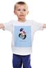 """Детская футболка """"Козерог"""" - козерог, знак зодиака"""
