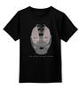 "Детская футболка классическая унисекс ""Dark Knight Rises"" - batman, маска, бэтмен, бэйн, kinoart"