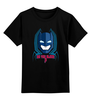 "Детская футболка классическая унисекс ""Do you Bleed? (Batman x Superman)"" - супермен, batman, superman, бэтмен, dc comics"