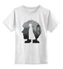 """Детская футболка классическая унисекс """"Шерлок Холмс (Sherlock Holmes)"""" - sherlock, шерлок"""