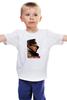 """Детская футболка классическая унисекс """"Женская футболка с Путиным"""" - путин, putin, все путем, одежда с путиным"""