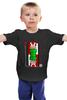 """Детская футболка """"Грибочек из Марио"""" - гриб, nintendo, mario, супербратья марио"""
