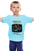 "Детская футболка ""Nirvana Unplagged album t-shirt"" - гранж, nirvana, kurt cobain, курт кобейн, нирвана"