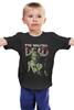 """Детская футболка классическая унисекс """"The Walking Dead"""" - zombie, зомби, ходячие мертвецы, the walking dead"""