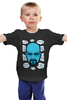 "Детская футболка классическая унисекс ""Уолтер Уайт"" - во все тяжкие, breaking bad, walter white, уолтер уайт, heisenberg"