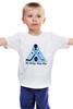 """Детская футболка классическая унисекс """"Ice Hockey              """" - игра, спорт, хоккей"""