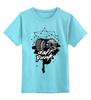 """Детская футболка классическая унисекс """"Daft Punk"""" - daft punk, дафт панк"""