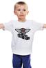 """Детская футболка классическая унисекс """"Harley Davidson Motors"""" - мотоцикл, байк, harley davidson, чоппер, харлей дэвидсон"""