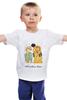 """Детская футболка """"Время приключений"""" - фантастика, мульт сериал, adventure time, финн и джейк"""