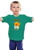 """Детская футболка классическая унисекс """"Ничоси"""" - мем, смешно, рисунок, ничоси, слэнг"""