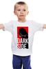 "Детская футболка ""Darth Vader Dark Side"" - star wars, dark side, darth vader, звездные войны, дарт вейдер"