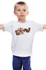 """Детская футболка классическая унисекс """"C Днем Победы!"""" - 9 мая, день победы, c днем победы"""