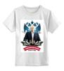 """Детская футболка классическая унисекс """"Главнокомандующий Лучшей Страны"""" - russia, путин, президент, putin, главнокомандующий"""