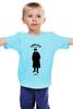 """Детская футболка классическая унисекс """"Шерлок Холмс (Sherlock Holmes)"""" - bbc, sherlock, шерлок"""