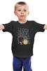 """Детская футболка """"Мой сосед Тоторо"""" - аниме, тоторо, totoro, мой сосед тоторо"""