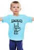 """Детская футболка классическая унисекс """"Metalhead"""" - музыка, music, metal, рок, rock, heavy metal, фанат, метал, металлист, хэви метал"""