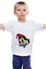 """Детская футболка классическая унисекс """"New year"""" - новый год, новогодняя"""
