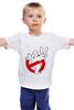 """Детская футболка """"Охотники за привидениями"""" - охотники за привидениями, ghostbusters"""