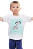 """Детская футболка классическая унисекс """"Знаки зодиака. Овен."""" - овен, знак зодиака"""