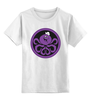 """Детская футболка классическая унисекс """"Осьминог"""" - осьминоги"""