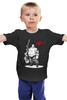 """Детская футболка классическая унисекс """"Sin City / Город Грехов"""" - комиксы, sin city, город грехов, фрэнк миллер, kinoart"""