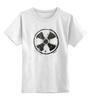 """Детская футболка классическая унисекс """"Логотип гранж"""" - сталкер, stalker, тёмная душа"""