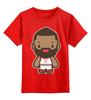 "Детская футболка классическая унисекс ""Джеймс Харден (Хьюстон Рокетс)"" - nba, нба, джеймс харден, james harden, houston rockets"