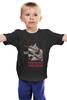 "Детская футболка ""Friday the 13th"" - фильмы, пятница 13, джейсон, friday the 13th, kinoart"