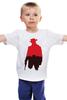 """Детская футболка """"Джанго (Django)"""" - django, tarantino, тарантино, джанго"""