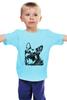 "Детская футболка ""Овчарка"" - dog, собака, пёс, german shepherd, немецкая овчарка"