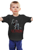 """Детская футболка """"Эра Альтрона"""" - мстители, железный человек, альтрон, ultron"""